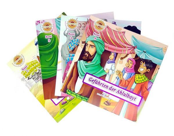 Gefährten der Ahlulbayt (4 Bände)