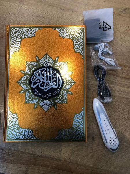 Koran Digital mit sprechendem Lesegerät -groß