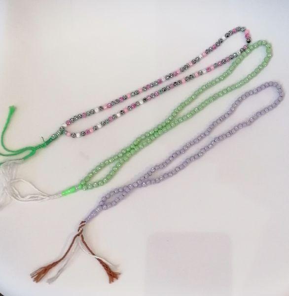 Gebetskette aus Karbala - verschiedene Farben